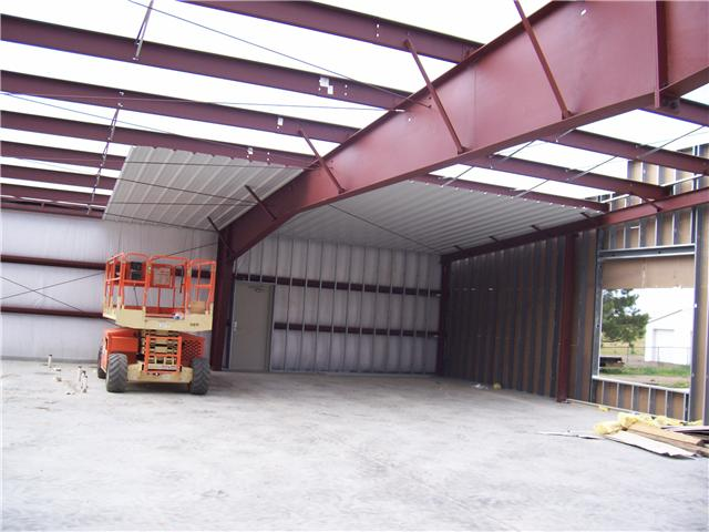 Click to find out more about Metal Buildings